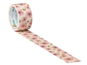 Duck Tape® 48mm x 9.1m Vintage Floral